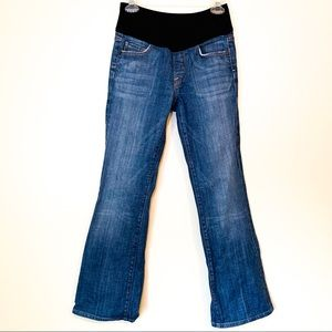 Citizens of Humanity Bootcut Maternity Jeans 27